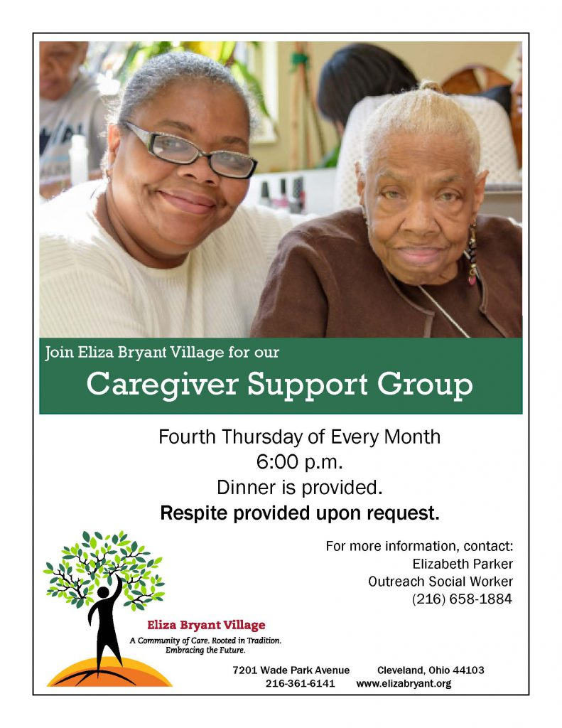 Caregiver Support Group 2018