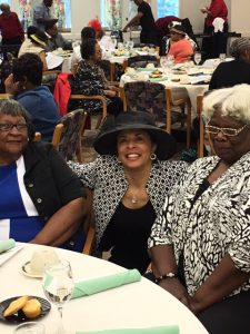 2016 High Tea - Enty and Residents