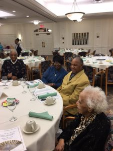 2016 High Tea - Residents 2