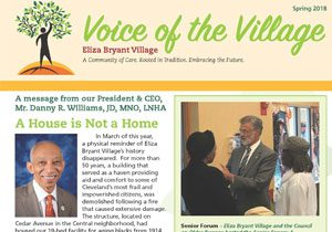 1. Voice of the Village May 2018