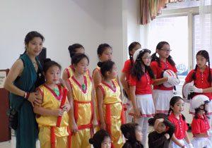 15. Asian Dance